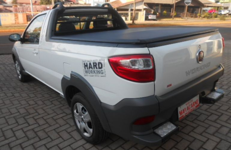 Fiat Strada 1.4 CS Hard Working - Foto #4