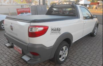 Fiat Strada 1.4 CS Hard Working - Foto #6