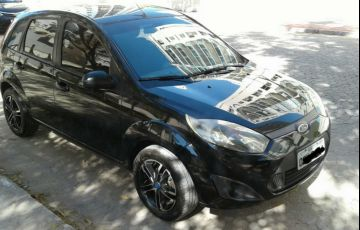 Ford Fiesta Hatch 1.6 (Flex) - Foto #2