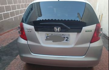 Honda New Fit EXL 1.5 16V (flex) (aut)