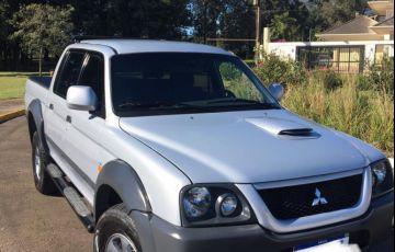 Mitsubishi L 200 GL 4x4 2.5 Turbo (cab. dupla) - Foto #9