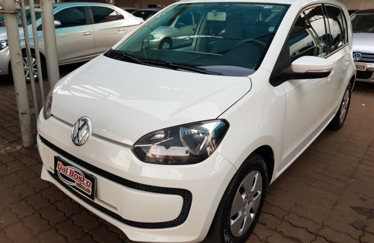 Volkswagen Up! 1.0 12v E-Flex move up! 4p - Foto #1