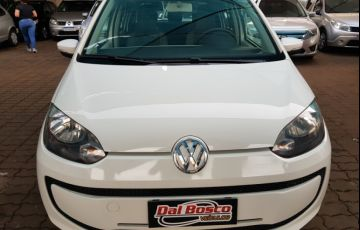 Volkswagen Up! 1.0 12v E-Flex move up! 4p - Foto #6