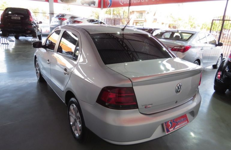 Volkswagen Voyage 1.6 VHT Comfortline (Flex) - Foto #4