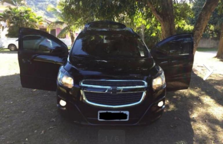 Chevrolet Spin LTZ 7S 1.8 (Flex) - Foto #9