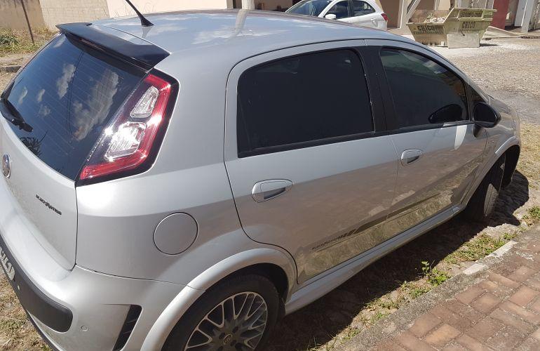 Fiat Punto BlackMotion 1.8 16V Dualogic (Flex) - Foto #1