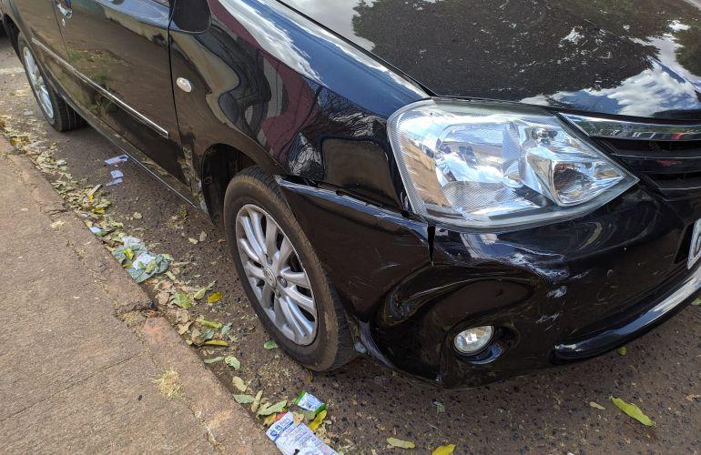 Toyota Etios Sedan XLS 1.5 (Flex) - Foto #7
