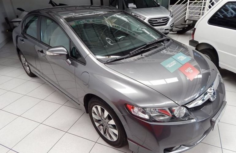 Honda Civic LXL 1.8 16V Flex - Foto #6