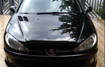 Peugeot 206 SW Feline 1.6 (flex) - Foto #8