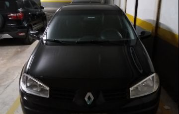 Renault Mégane Sedan Expression 1.6 16V (flex)