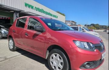 Renault Sandero AUTHENTIQUE 1.0 12V 5P Flex - Foto #2