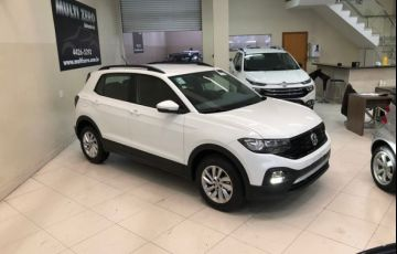 Volkswagen T-Cross 200 TSI 1.0  TOTAL Flex AUT