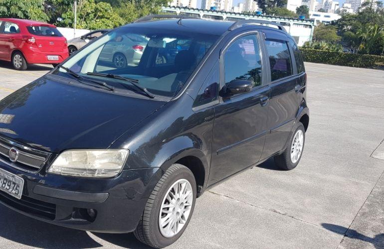 Fiat Idea ELX 1.4 (Flex) - Foto #7