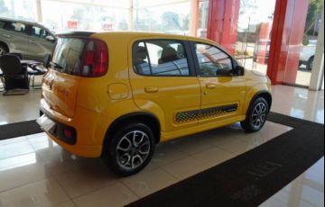 Fiat Uno Evo Sporting 1.4 8V Flex - Foto #8