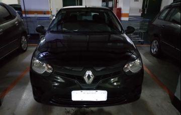 Renault Clio Authentique 1.0 16V (Flex) 2p - Foto #8