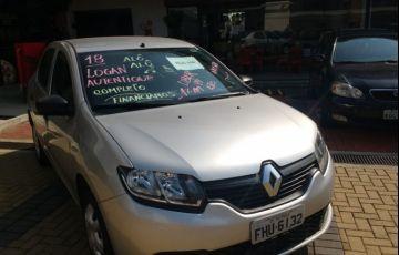 Renault Logan Authentique 1.0 12V SCe (Flex) - Foto #5