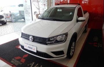 Volkswagen Saveiro Trendline CS 1.6 MSI Total Flex