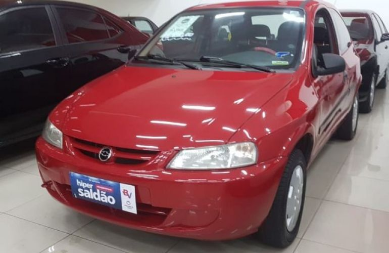 Chevrolet Celta Life 1.0 MPFI 8V Flexpower - Foto #2