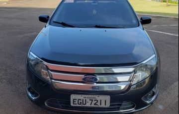 Ford Fusion 2.5 16V SEL