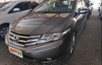 Honda City EX 1.5 16V (flex) (aut.) - Foto #2