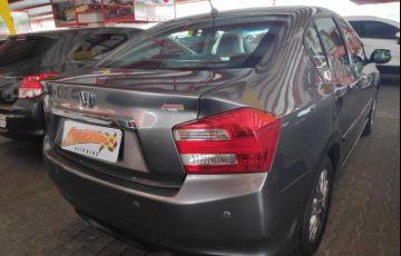 Honda City EX 1.5 16V (flex) (aut.) - Foto #4