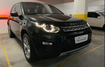 Land Rover Discovery Sport HSE LUXURY 2.2 16V SD4 Turbo