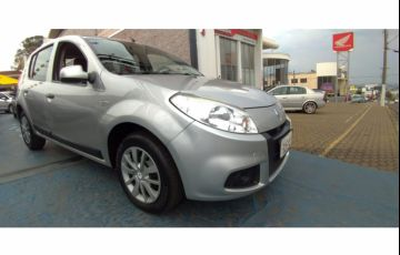 Renault Sandero Expression 1.6 8V - Foto #5