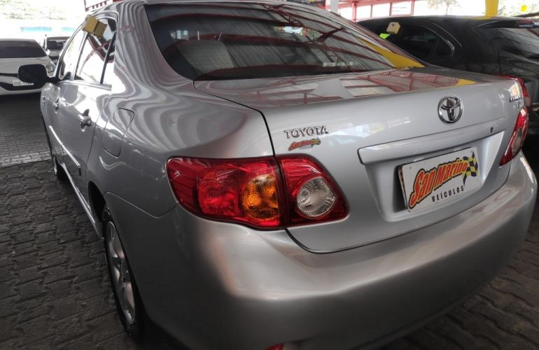 Toyota Corolla Sedan 1.8 Dual VVT-i  XLI (aut) (flex) - Foto #3