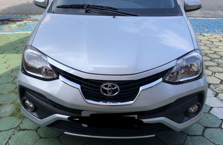 Toyota Etios Platinum 1.5 (Flex) (Aut) - Foto #1