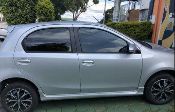 Toyota Etios Platinum 1.5 (Flex) (Aut) - Foto #5