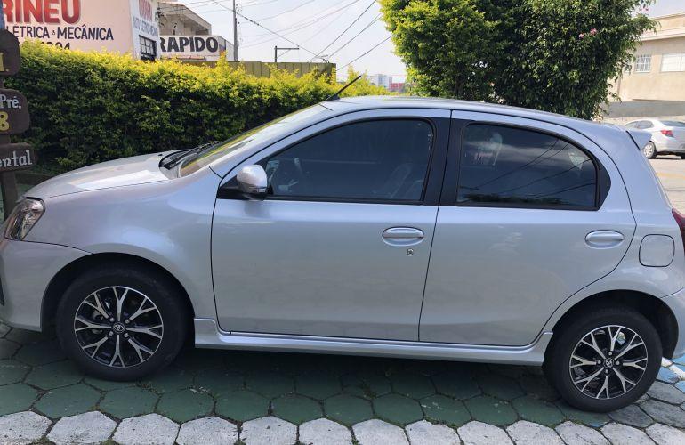 Toyota Etios Platinum 1.5 (Flex) (Aut) - Foto #7