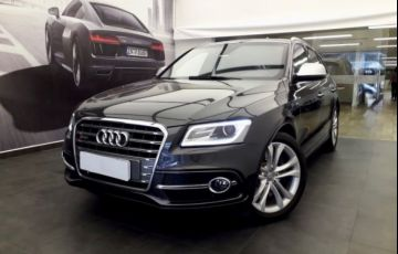 Audi SQ5 3.0 Turbo FSI 24V