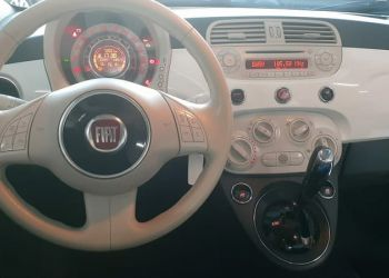 Fiat 500 Cult Dualogic 1.4 8V - Foto #10