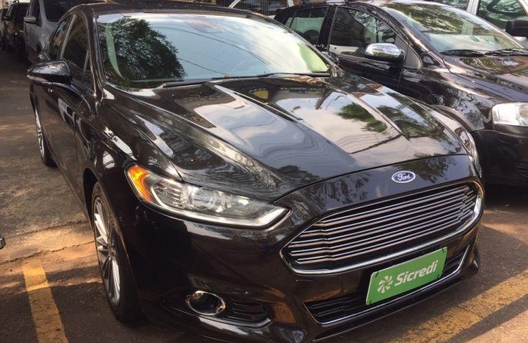 Ford Fusion 2.0 EcoBoost Titanium (Aut) - Foto #1