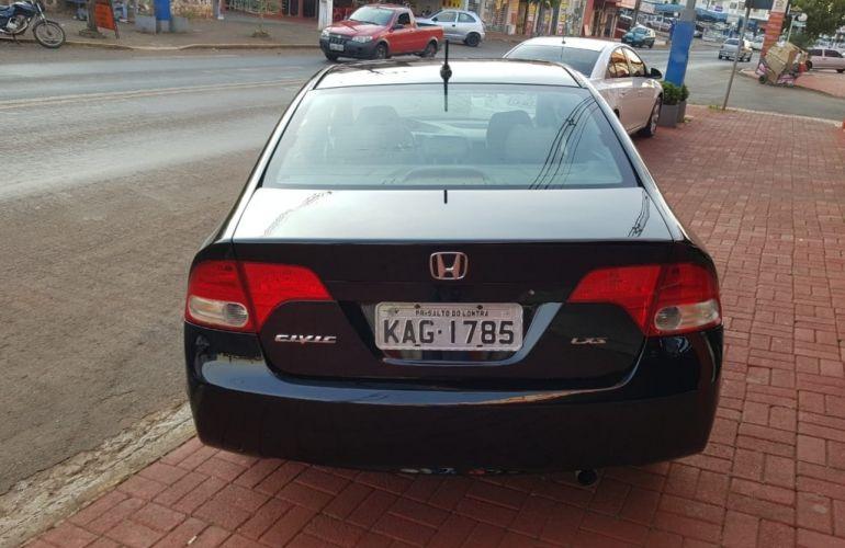 Honda New Civic LXS 1.8 (Flex) - Foto #5