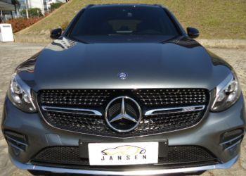 Mercedes-Benz GLC 43 AMG 4Matic - Foto #3