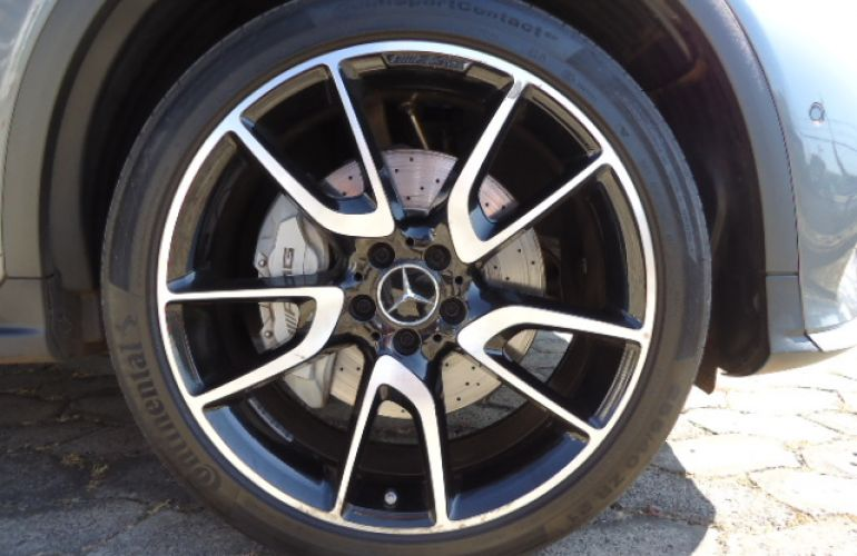 Mercedes-Benz GLC 43 AMG 4Matic - Foto #9