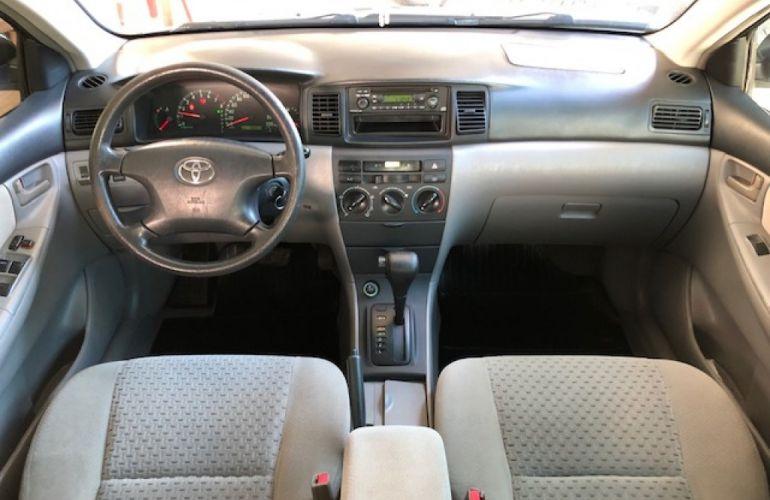 Toyota Corolla Sedan XLi 1.6 16V (aut) - Foto #5