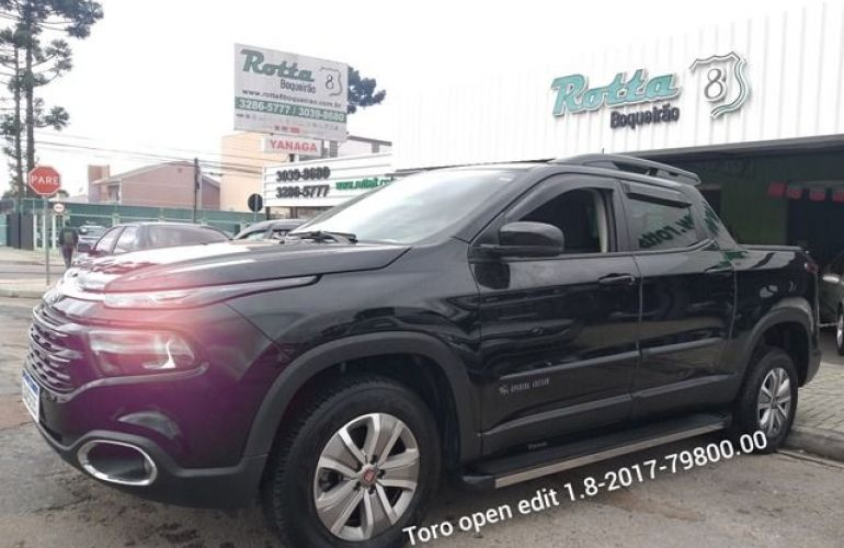 Fiat Toro Freedom + Opening Edition 1.8 16v AT6 - Foto #1
