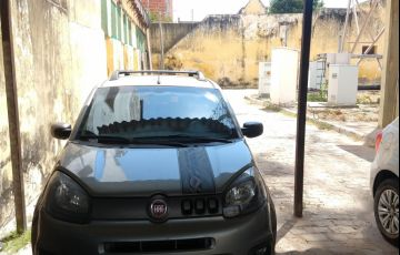 Fiat Uno Evolution 1.4 8V (Flex) 4p - Foto #2
