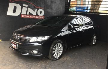 Honda New Civic LXR 2.0 i-VTEC (Aut) (Flex)