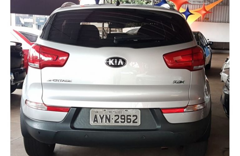 Kia Sportage  LX 2.0 P576 (Flex) (Aut) - Foto #2