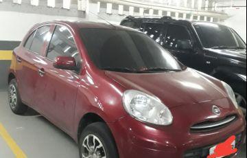 Nissan March 1.0 16V S (Flex) - Foto #1