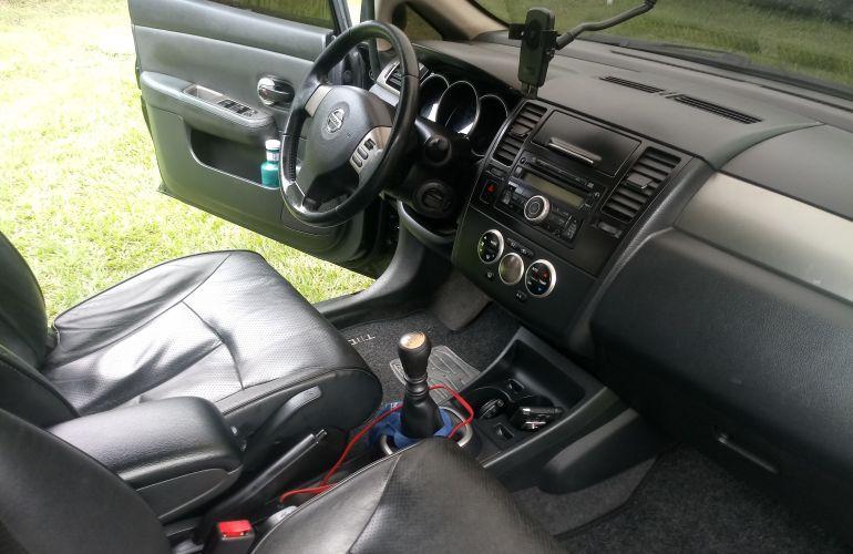 Nissan Tiida SL 1.8 (flex) - Foto #3