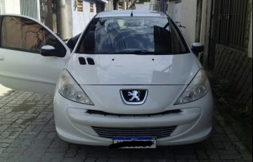 Peugeot 207 Hatch XR 1.4 8V (flex) 2p - Foto #7