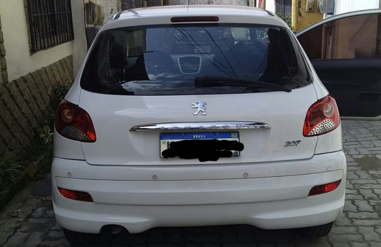 Peugeot 207 Hatch XR 1.4 8V (flex) 2p - Foto #8