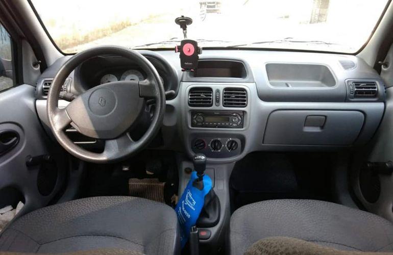 Renault Clio Hatch. Campus 1.0 16V (flex) 4p - Foto #4