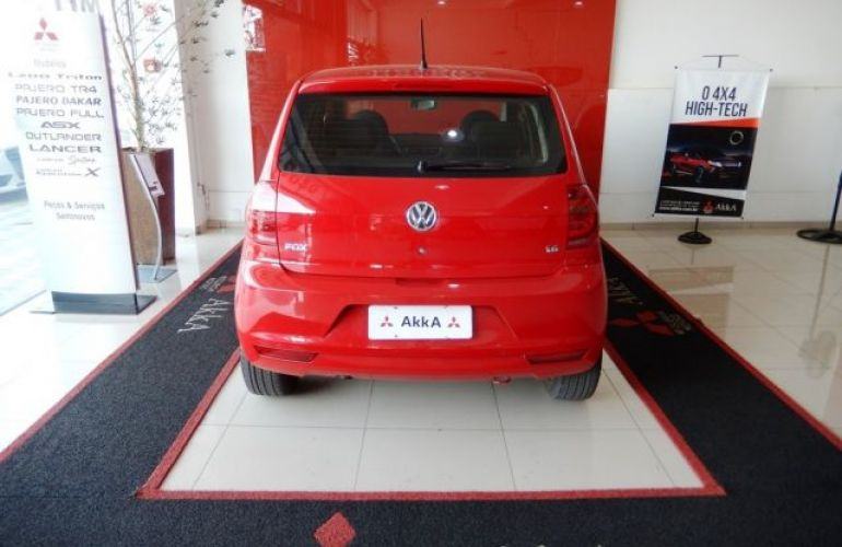 Volkswagen Fox 1.6 Mi 8V Total Flex - Foto #4