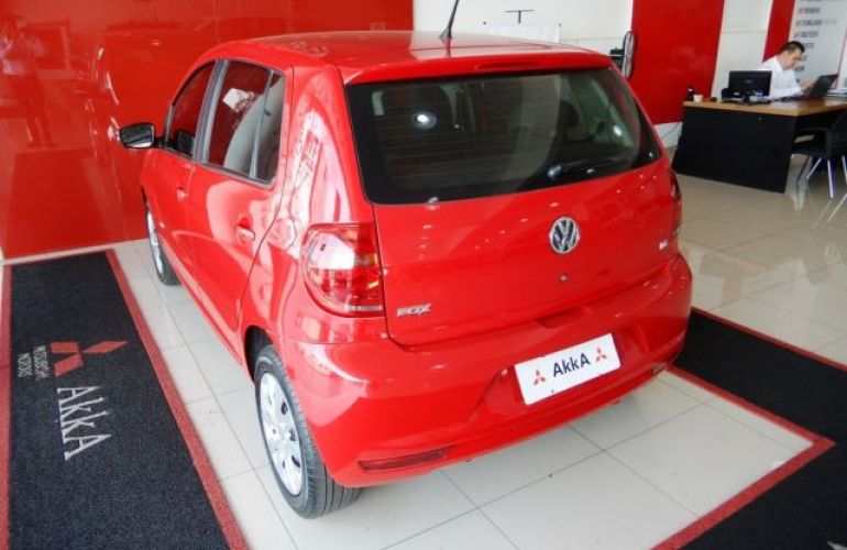 Volkswagen Fox 1.6 Mi 8V Total Flex - Foto #6