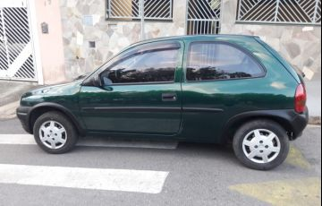 Chevrolet Corsa Hatch Wind 1.0 MPFi 2p - Foto #4